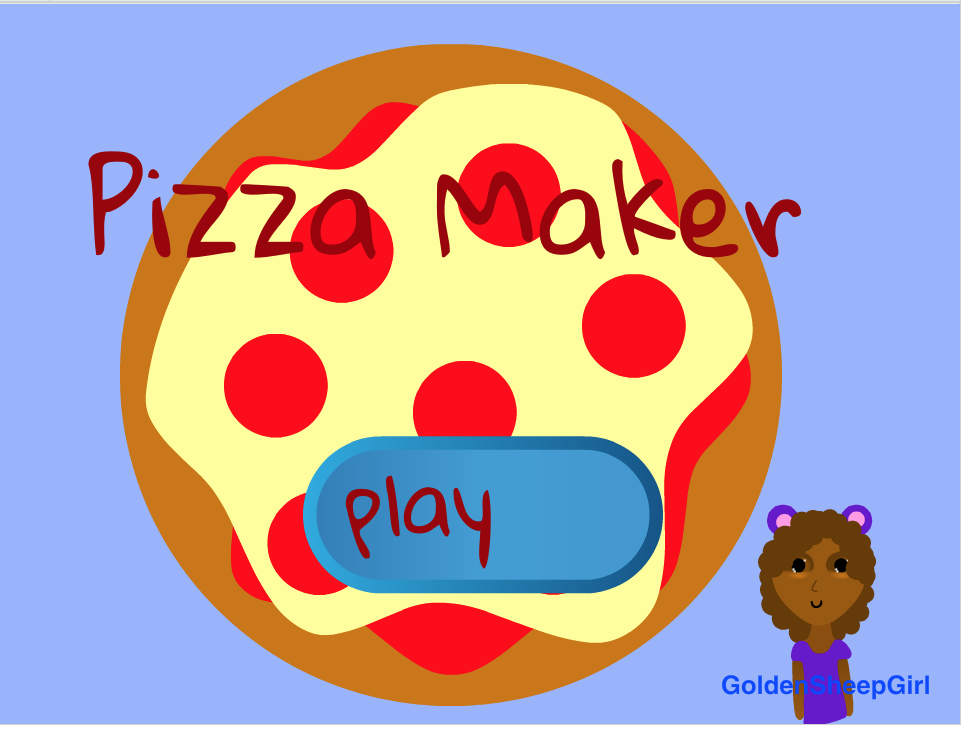 pizza maker, scratch, coding