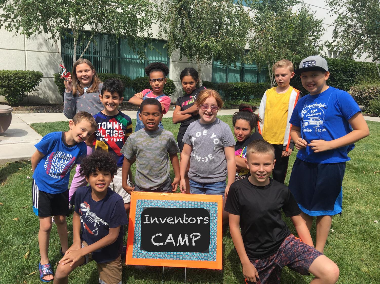 inventors summer camp