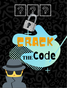 crack the code, sleuth camp, mystery camp, virtual camp, spy camp