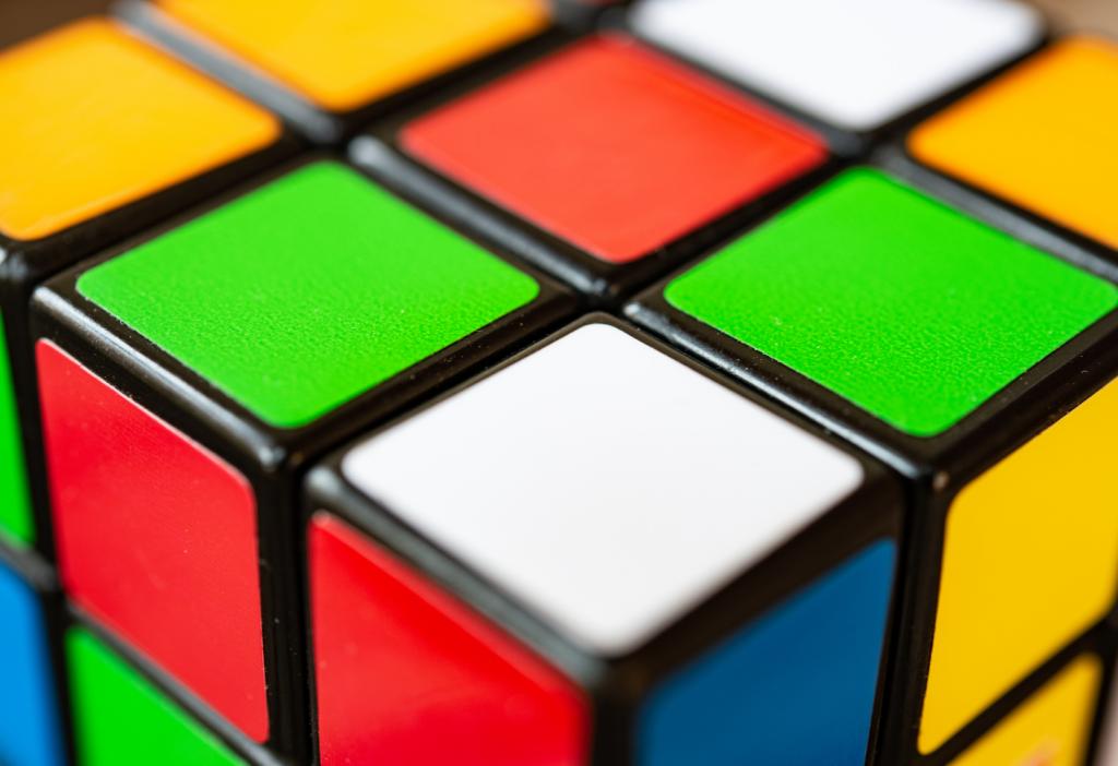 Camp Rubik's Cube